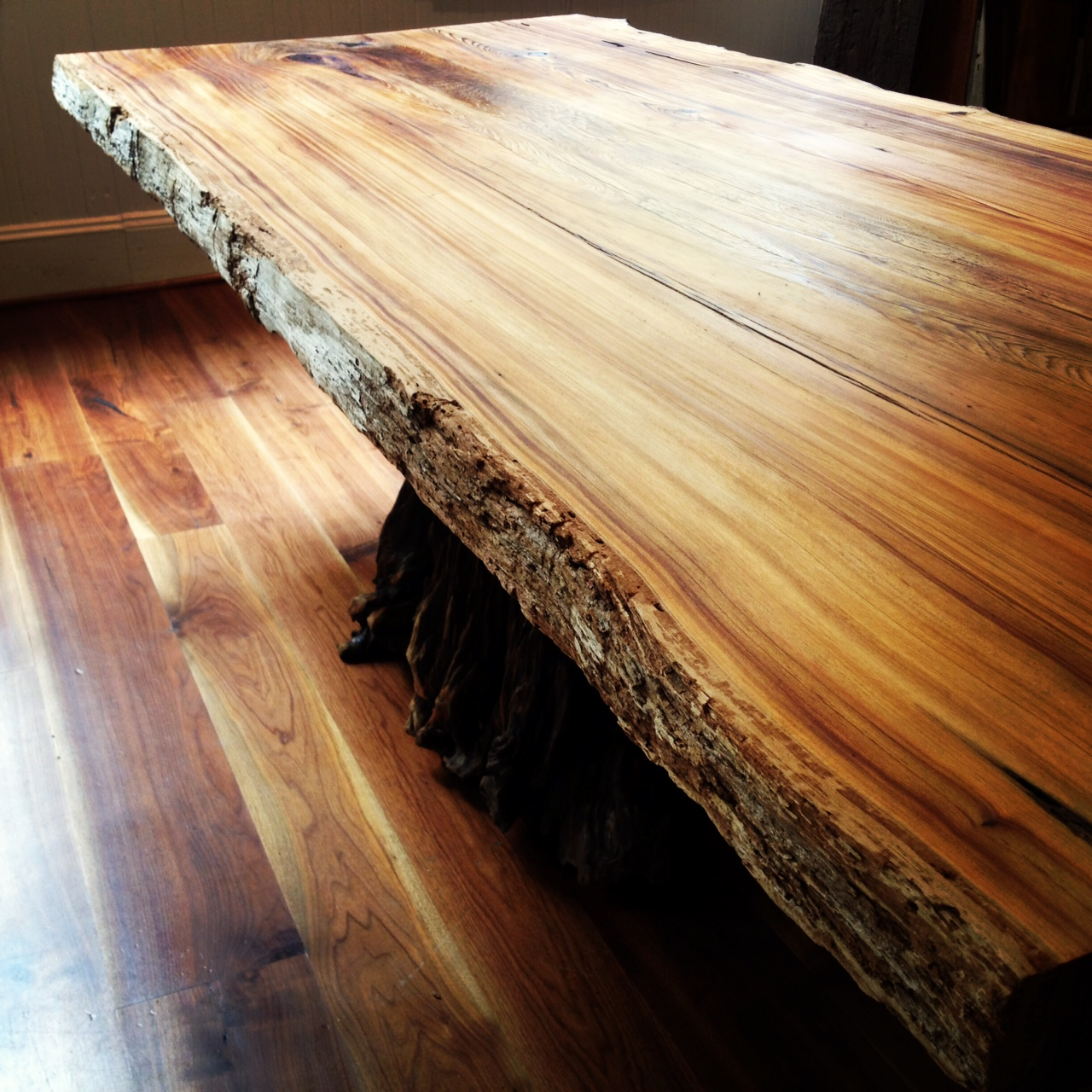 Dining Table Reclaimed Cypress Dining Table